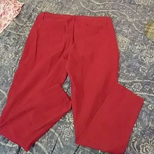 Rue21 Jeans - Red womens jeans